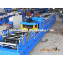 good Quality purlin roll forming machine with standard thickness of c purlins