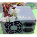 300-350W Échantillon gratuit, fabriqué en Chine, ventilateur silencieux 8cm TFXCOMPUTER alimentation