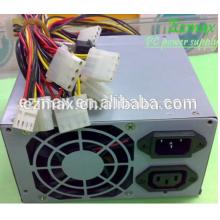 300-350W Muestra gratis, hecho en China, ventilador silencioso de 8cm TFXCOMPUTER fuente de alimentación