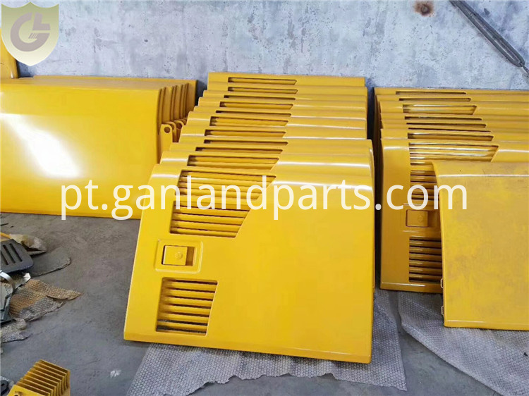 CAT Excavator Side Doors