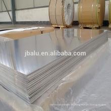 3mm 5mm starkes industrielles Aluminiumplattenblatt 6061 6063 T3 T6