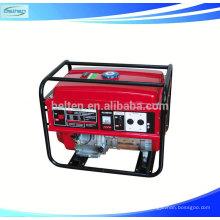 BT7500 5.0KW 5.0KVA 13HP Benzin Benzin Generator Elektrisch