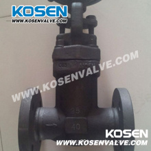 Forged Bellow Sealed Globe Valve (WJ41)