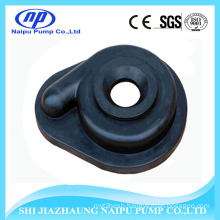 Sump Vertical Heavy Duty Slurry Pump Rubber Liner