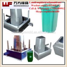 Industrial big garbage bin mould/OEM Custom Large trash can mould/Zhejiang Large mould