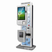 Mobile Charging Stations with Wi-Fi, 3G, Camera, Printer, POS, Cash Validator