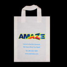 Customized Logo Printed Handle Bag