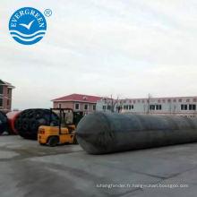 lancement et atterrissage airbag marin pour le navire d'atterrissage