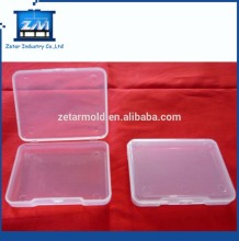 Plastic Product For High quality clear plastic case