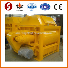 New Designed KTSB 1000 Twin Shaft Concrete Mixer 2016 new design