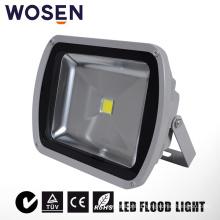 Aluminum LED Flood Lighting Fixture 50W for Tennis Court