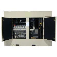 200kW Doosan Generador de gas natural (tipo de contenedor, movimiento fácil)