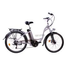 """26 """"ALLOY FRAME electric city bicicleta electrique bicicleta da cidade elétrica"""