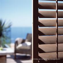 customize wooden blinds white blinds window basswood plantation shutter