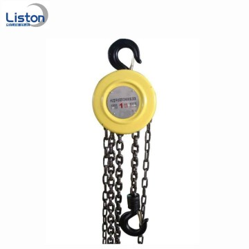 HSZ jenis 3ton 5ton pulley block chain hoist