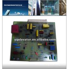 Schindler elevator PCB board ID.NR.590291