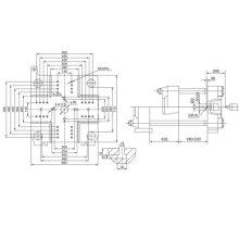 thermosetting plastic injection machine