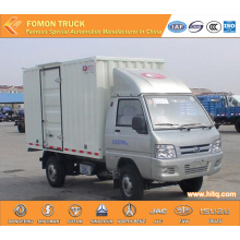 FOTON 4X2 40hp frozen food van truck