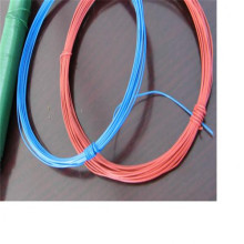 pvc coated colourful bling wire