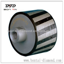 Resin Filled Diamond Zero Tolerance Wheel for stone Grinding