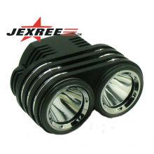 2500 lumen led flashlight bicycle front light