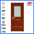 Jhk-G09 1/2 Lite 1 Panel Glue Chip Chip Glass Glass Panel Puerta interior