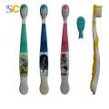 Cepillo de dientes infantil de venta caliente, cepillo de dientes de cerdas suaves