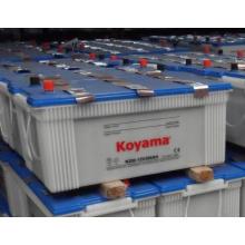 O Mainrtenance selado da bateria da carga seca N200 livra JIS 12V200ah