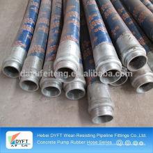 tuyau de livraison de pompe de ciment / tuyau en béton