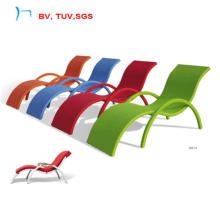 Chaise de rotin de piscine de meubles de jardin (2063)