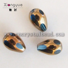 4*6mm copper coating Plated Bead