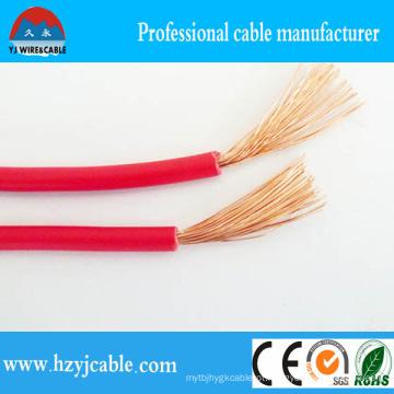 1,5 milímetros, 2,5 mm, 10 milímetros único núcleo Multi-Strand flexível fiação elétrica, cabo de PVC isolado do cabo, preços de fio elétrico, Ningbo