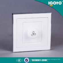 Interruptores de velocidade Igoto B9082 para ventiladores de teto de controle