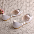Open+Toe+Flat+Shoes+for+Wedding