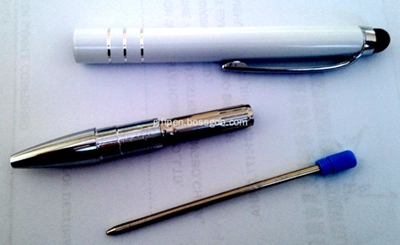 Mini stylus pen