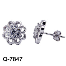 New Design 925 Silver Fashion Earrings Jewelry (Q-7847. JPG)