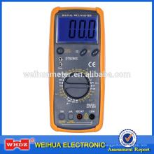 Multímetro digital de alta precisión DT8200C con prueba de capacitancia de temperatura