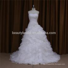 F87028 africa style ruffle skirt vintage wedding dresses