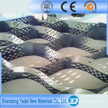 Пластиковые георешетка для укрепления откосов