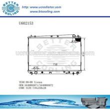 Kühler für TOYOTA 98-00 SIENNA 164000A071 / 164000A072 Hersteller und Direktverkauf