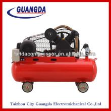 Ceinture de lubrifié 130KG 5.5HP moteur 4KW 100 L Air compresseur certificat de la CE