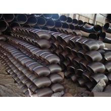 Codo para instalación en tubería DIN 2605-1 St35.8I, codo para montaje en tubería St37.0