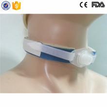 Tubo de traqueostomía de traqueotomía desechable de muestra gratuita / dispositivo de soporte de catéter