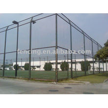 galvanized sport ground wire mesh fence