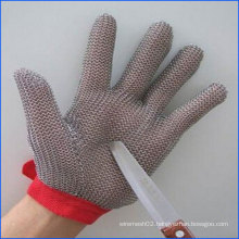 Butcher Cut-Protection Stainless Steel Gloves