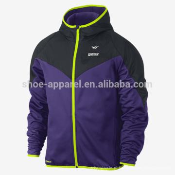 Therma-FIT mens jaqueta de trilha Full-Zip, desgaste da trilha