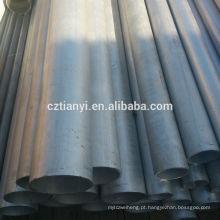 China grossistas espiral tubo de aço inoxidável