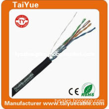 Waterproof Cat5e SFTP Outdoor Lan Cable