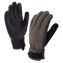 All season glove all purpose waterproof leather made