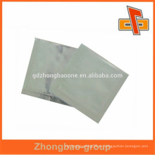 China guangzhou supplier Pequeño bolso de aluminio modificado para requisitos particulares para el embalaje de la medicina